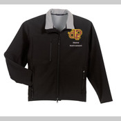 J790/TLJ790 - Glacier® Soft Shell Jacket (NOW available in Tall) - Loan Peak Band Member (.225.264N)